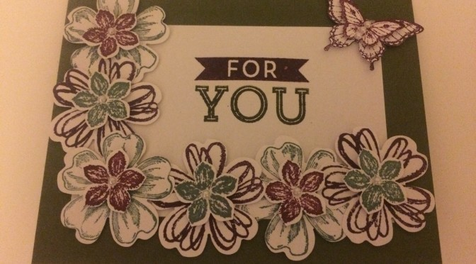 Friendship / Thank you card